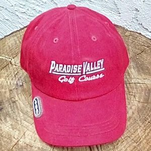 Paradise Valley Golf Course Golf Cap